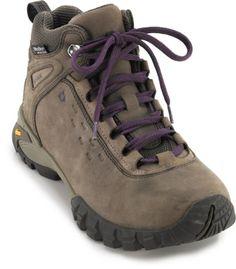 Bungee Cord/Purple Plumeria Women's Vasque Talus WP Hiking Boots $165