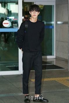 Nam Yoo Hyuk (Aeropuerto de Incheon)