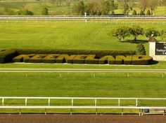 Keeneland in Lexington, KY