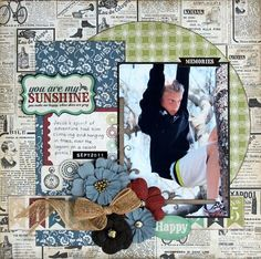 Memories, Moments and More...: Scraploot Blog Hop by Michelle Winston