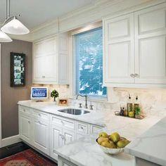 Kitchen · Small White ...