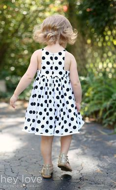 Baby Hourglass Dress - girls' summer dress - PDF pattern - sizes NB to 3 yearsSimple, classic creations in digital patterns by RabbitRabbitCreation Little Dresses, Little Girl Dresses, Girls Dresses, Flower Girl Dresses, Summer Dresses, Baby Dresses, Dress Girl, Hourglass Dress, Girl Dress Patterns