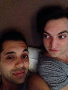 Sachin Sahel & Richard Harmon Sachin Sahel, Clexa, Bellarke, We Meet Again, The Cw, Best Tv Shows, Couple Photos, Couple Shots, Couple Photography