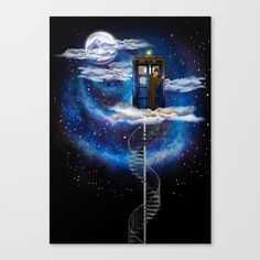 Live on the cloud in the BOX Doctor who CANVAS PRINT @pointsalestore Society6 #canvasprint #artprint #artdesign #digitalart #painting #digital #oil #popart #streetart #tardis #doctorwho #tardisdoctorwho #davidtennant #victoriansky #victorian #stairs #ladder #timelord #badwolf #drwho #nerd #geek #dayofthedoctor #nebula #space #sciencefictions