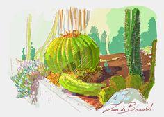 Détail zoo de Bandol Illustrations, Painting, Fictional Characters, Art, Art Background, Painting Art, Kunst, Illustration, Paintings