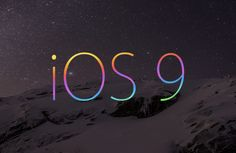 iOS 9 Featues Predictions