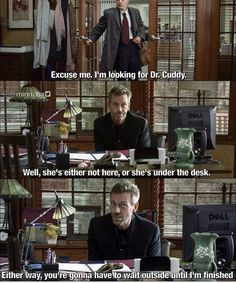 tv show house md funeral - Bing images Tv Quotes, Movie Quotes, Funny Quotes, Funny Memes, Hilarious, House Md Funny, House Jokes, Dr House Quotes, House And Wilson