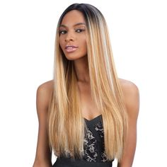 Model Model Synthetic Wig - Marissa