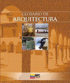 Glosario de arquitectura.