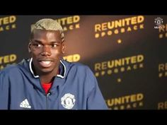 Video: Watch Paul Pogba's first interview after rejoining Manchester United – House Of Ace