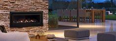 Escea DL1100 NG/LPG Fireplace