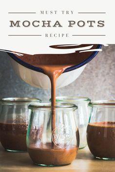 Must try mocha pots recipe