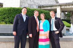 This is why I love being Mormon -  Jeromy and Mandy's Sealing - Dallas, TX LDS Temple / http://www.mormonproducts.net/?p=754