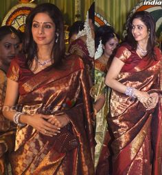 kancheevaram...looks a bit like my wedding sari :)