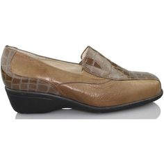 Sana Pies HEALTHY FEET comfortable patent leather loafers women's Loafers / Casual Shoes in brown: Sana Pies HEALTHY FEET comfortable…