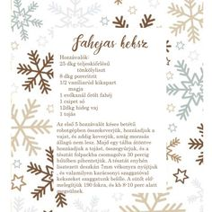 Xmas Cookies, Christmas Sweets, Winter Food, Recipies, Place Card Holders, Health, Baking, Christmas Cookies, Recipes