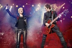 Roxette Announce 3Arena Dublin and O2 Arena London, next year in June and July. Tickets go on general Sale 9am Friday 14th November.