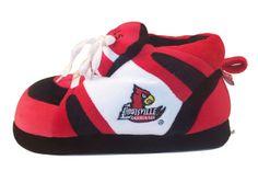 Louisville Cardinals Slippers