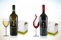 Una confezione di vino con 6 bottiglie di Greco di Tufo DOCG e 6 bottiglie di Aglianico IGT a 59 euro......http://bit.ly/Offerta-Vino
