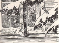 Stillmeadow Daybook  illustration