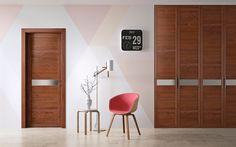 Décorer votre intérieur en coordonnant la porte et le placard ? Avec Miria de #Gidea #Garofoli, c'est un jeu d'enfant !