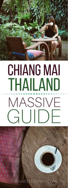Beautiful Chiang Mai, northern Thailand. Your complete list of things to do and see in this gem of the north! #thailand #chiangmai