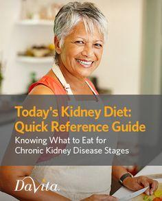 Free Kidney-and Diabetes-Friendly Cookbook Collections Dialysis Diet, Renal Diet, Kidney Disease Stages, Chronic Kidney Disease, Kidney Detox, Kidney Health, Kidney Recipes, Kidney Foods, Diet Recipes