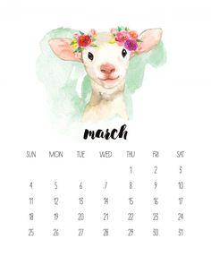 ideas for travel journal diy printables free planner Calendar March, Cute Calendar, Photo Calendar, Free Printable Calendar, Free Printables, Calendar Templates, Calendar 2020, Creative Calendar, Blank Calendar