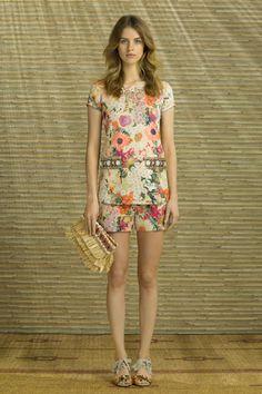 Resort 2014 Fashion - Tory Burch
