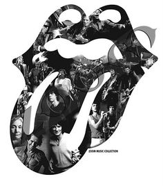 rollingstones logo | ZOOM: THE ROLLING STONES LOGO