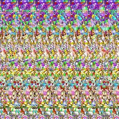 Magic Eye Image of the Week 3d Hidden Pictures, Magic Eye Pictures, Hidden Images, 3d Pictures, Optical Illusions Pictures, Eye Illusions, Illusion Pictures, Magic Eye Posters, 3d Stereograms