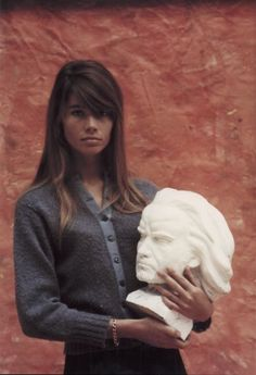 Francoise Hardy. Please like http://www.facebook.com/RagDollMagazine and follow @RagDollMagBlog @priscillacita