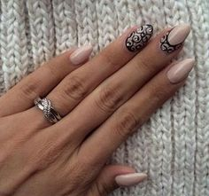 2 Cool Nail Designs, Arabesque, Skin Makeup, Pink Nails, Manicure, Nail Salons, Hair Beauty, Matte Black, Jewelry