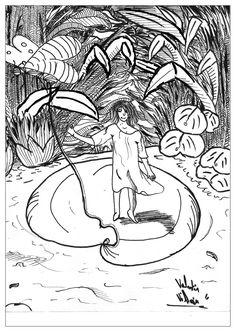 16 Meilleures Images Du Tableau Fairy Tales Coloring Pages