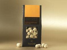 Caramelised Piedmont Hazelnuts with Ground Soya - CG012