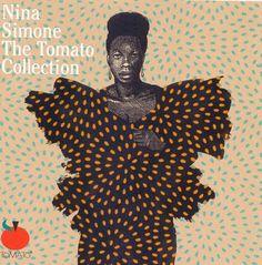 Nina Simone – The Tomato Collection via @dcwdesign blog