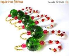 BLACK FRIDAY SALE Christmas Ornament Hangers by ChristmasisMagical