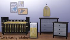 Sims 4 CC's - The Best: Nursery Conversion by Michelleab's SIMblr