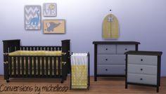 Sims 4 CC's - The Best: Nursery Conversion by Michelleab's SIMblr