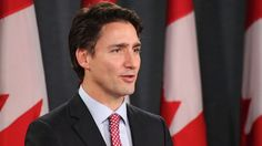 Justin Trudeau holds his first news conference as prime minister-designate at the National Press Theatre in Ottawa on Tuesday.
