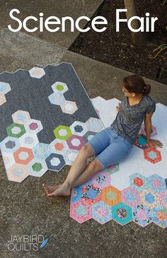 Science Fair quilt pattern by Jaybird Quilts