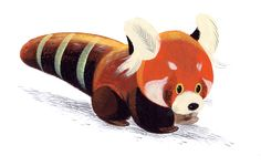 Red Panda B9 by Pocketowl.deviantart.com on @deviantART