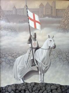 Knights Templar~The history of the Knights Templar in England began when the French nobleman Hughes de Payens, the founder and Grand Master of the order of the Knights Templar, visited the country in 1118 to raise men and money for the Crusades.