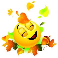 Endlich ist Herbst und ich kann wieder basteln, trockene Blätter , Eicheln und Kastanien  suchen und dann ... lasst euch überraschen! ☺