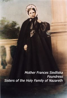 The Sisters of the Holy Family of Nazareth