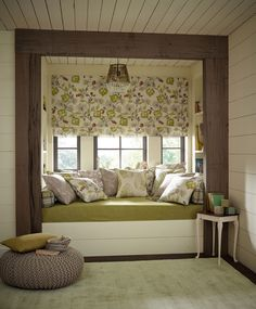 Thoughtfully designed, beautiful and unique fabrics to inspire stunning interiors. Room Interior, Interior Design, Soft Furnishings, Valance Curtains, Fabric Design, Modern Design, Upholstery, House Styles, Window Seats