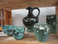 Local pottery in Buckow Germany, Pottery, Vase, Home Decor, Ceramica, Decoration Home, Room Decor, Pottery Marks, Deutsch