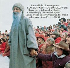 Osho discover yourself