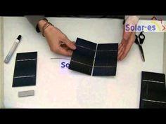 Cómo armar paneles solares - Notas - La Bioguía