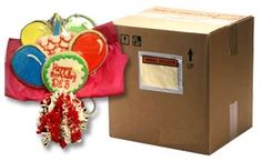 How to Package & Ship Cookie Bouquets